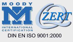 Zertifikat-Moody